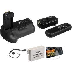 Vello Accessory Kit for Canon EOS Rebel T4i & T5i DSLR Camera
