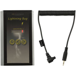 MK Controls Lightning Bug Shutter Trigger with Cable for Select Canon N3 Cameras Kit