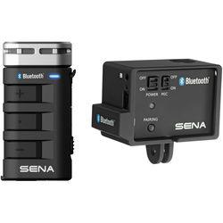 SENA Bluetooth Mic & Intercom Kit with Audio Pack for GoPro