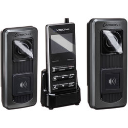Optex iVision+ Wireless Intercom System Kit with Additional Door Unit