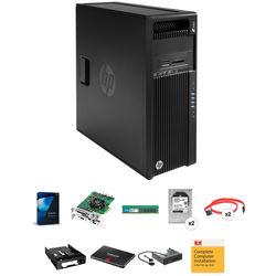 B&H Photo PC Pro Workstation 3.5 GHz Quad-Core / Vegas Pro 14 / Quadro 4GB / DeckLink Studio 4K / 16GB RAM / 9TB HDD / 256GB SSD