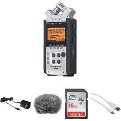 Zoom H4n & Essential Accessories Kit