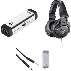 Apogee Electronics iOS Guitar Recording Bundle