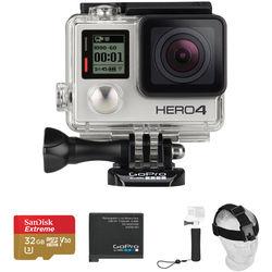 GoPro HERO4 Silver Summer Kit