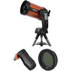 Celestron NexStar 8SE 203mm f/10 Schmidt-Cassegrain GoTo Telescope WiFi Kit