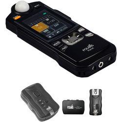 Shepherd/Polaris Karat Flash Meter with Wireless Flash Trigger and Transmitter Kit