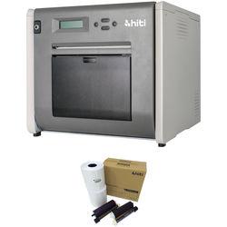 "HiTi P525L Photo Printer with 4 x 6"" Media Kit"
