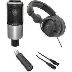 Polsen Portable Podcast Recording Kit