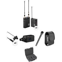 Senal AWS-2000-B ENG Dual Wireless Basic Kit (B: 554 to 586 MHz)