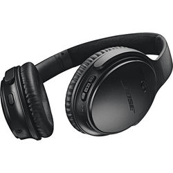 Bose QuietComfort 35 Series II Wireless Noise Cancelling Headphones (Black)