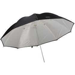 """Photek GoodLighter Umbrella with Removable  8mm Shaft, Silver - 36"""" (91cm)"""