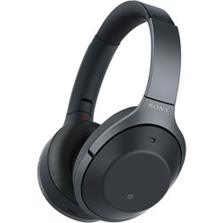 Sony 1000XM2 Wireless Noise-Canceling Headphones (Black)