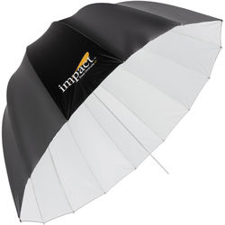 "Impact Large Improved Deep White Umbrella (51"")"