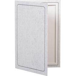"National Photo Folders Gray Panel Display Easel (4 x 6"", 25-Pack)"