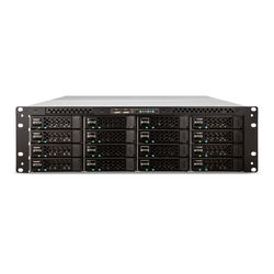 Studio Network Solutions 16B96TB-2X10S EVO Shared Storage 16-Bay Base Media Server with ShareBrowser (96TB)