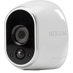 arlo VMC3030-111PAS 720p Wire-Free Outdoor Camera with Night Vision
