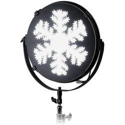 "FotodioX Snowflake Catchlight Mask for Pro FACTOR Jupiter Light (24"")"