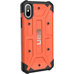 Urban Armor Gear Pathfinder Case for iPhone X (Rust)