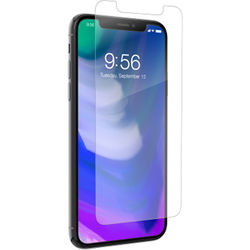 ZAGG InvisibleShield Glass+ Screen Protector for iPhone X/XS