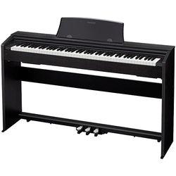 Casio PX-770BK Privia 88-Key Digital Piano (Black)