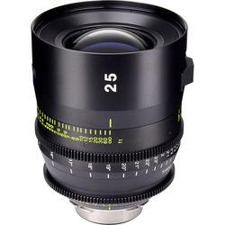 Tokina 25mm T1.5 Cinema Vista Prime Lens (PL Mount, Focus Scale in Feet)