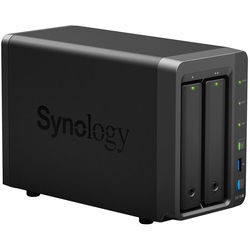 Synology DiskStation DS718+ 2-Bay NAS Enclosure