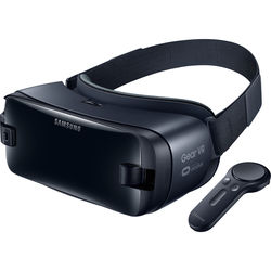 Samsung Gear VR Galaxy Note8 Edition Virtual Reality Smartphone Headset with Controller