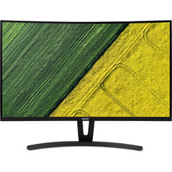 """Acer ED273 Abidpx 27"""" 16:9 Curved LCD Monitor"""