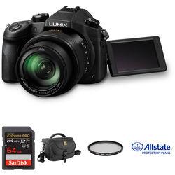 Panasonic Lumix DMC-FZ1000 Digital Camera Deluxe Kit