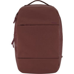 """Incase Designs Corp City Compact Backpack for 15"""" MacBook Pro (Deep Red)"""