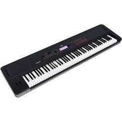 Korg Kross 2-88, 88-Key Synthesizer Workstation (Dark Blue)