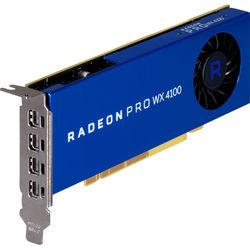 HP Radeon Pro WX 4100 Graphics Card (Smart Buy)