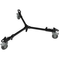 E-Image EI-7004C Universal Middleweight Tripod Dolly with Locking Wheels