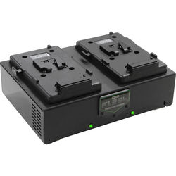 Core SWX Fleet D V-Mount 2-Bay Charger