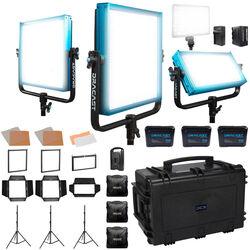 Dracast ENG Plus 4-Light Kit (Daylight)