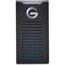 G-Technology 2TB G-DRIVE USB 3.1 Gen 2 Type-C mobile SSD