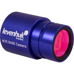 Levenhuk 0.3MP M35 BASE Microscope Digital Camera (Blue)