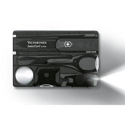 Victorinox SwissCard Lite Multi-Tool (Onyx)