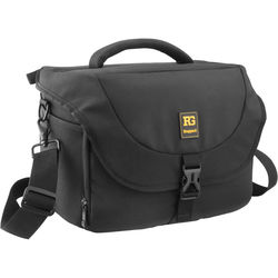 Ruggard Journey 44 DSLR Shoulder Bag (Black)