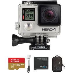 GoPro HERO4 Silver Beginners Kit