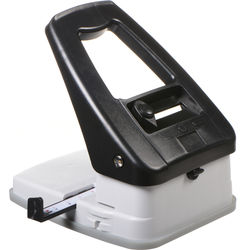 BRADY PEOPLE ID 3-in-1 Manual Round and Slot ID Badge Hole Punch