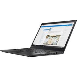"Lenovo 14"" ThinkPad T470s Multi-Touch Notebook (Black)"