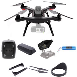 3DR 3DR Solo Drone Pro Bundle with Backpack and Accessories