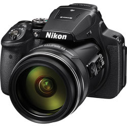 Nikon COOLPIX P900 Digital Camera (Refurbished by Nikon USA)