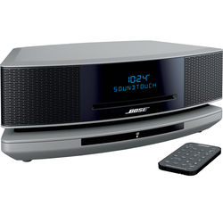 Bose Wave SoundTouch Music System IV (Platinum Silver)