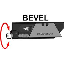 KeenCut 61340 Futura Bevel Blade Cartridge