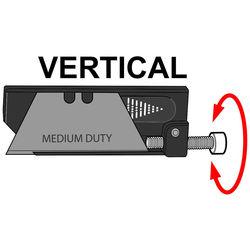 KeenCut Vertical Magnetic Blade Cartridge for Flexo Futura Cutter