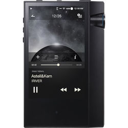 Astell&Kern AK70 MKII Portable High-Resolution Audio Player and USB DAC (Noir Black)