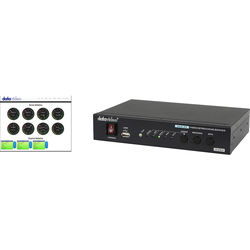 Datavideo NVS-25 H.264 Video Streaming Server with DVS-200 Cloud Server Streaming Service