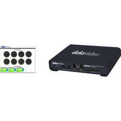 Datavideo NVS-30 H.264 Video Streaming Server with DVS-200 Cloud Server Streaming Service